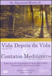 Dvd-Vida Depois da Vida & Contatos Mediúnicos