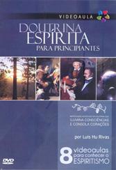 DVD-Doutrina Espírita Para Principiantes