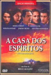 DVD-Casa dos Espíritos (A) (Ed. Definitiva)