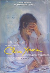 DVD-Lindos Casos de Chico Xavier Contados Vol. 2
