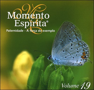 CD-Momento Espírita Vol19