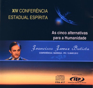 CD-Xiv Cee Cinco Alternativas Para a Humanidade