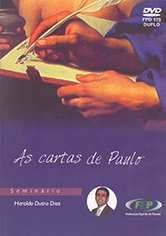 DVD-Cartas de Paulo (As)