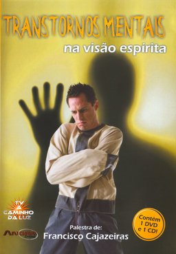 DVD-Transtornos Mentais Na Visão Espírita (CD+DVD)