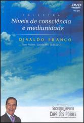 DVD-Níveis de Consciência E Mediunidade