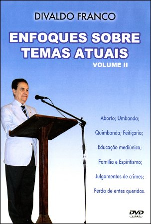 DVD-Enfoques Sobre Temas Atuais Vol II
