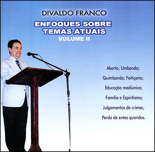 CD-Enfoques Sobre Temas Atuais Vol II