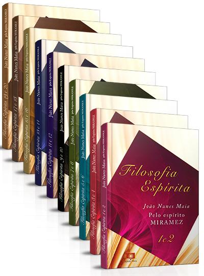Coleção Filosofia EspíRita