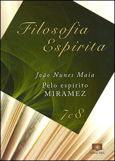 Filosofia Espírita  7 E 8