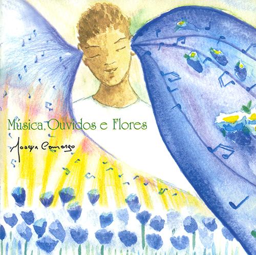 CD-Música, Ouvidos E Flores