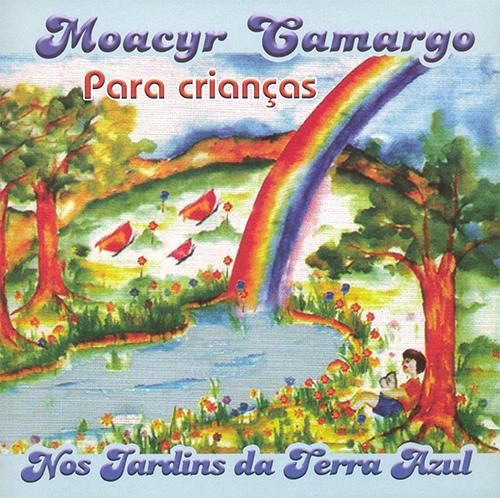 CD-Nos Jardins da Terra Azul