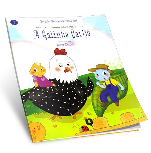 Galinha Carijó (A)  4
