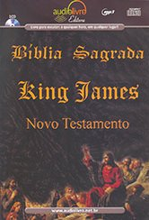 Bíblia Sagrada - Novo Testamento King James (MP3)