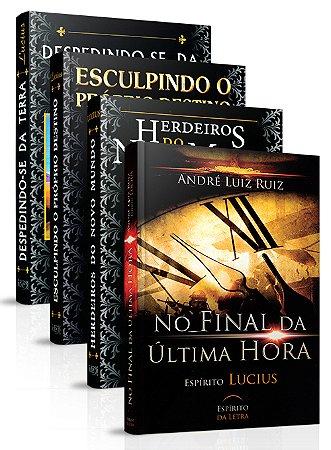 Coleção - André Luiz Ruiz / Transição Planetária