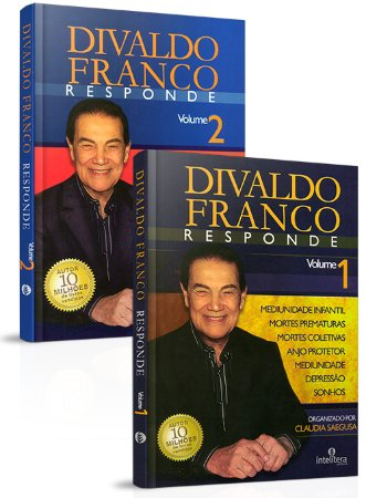 Kit - Divaldo Franco Responde
