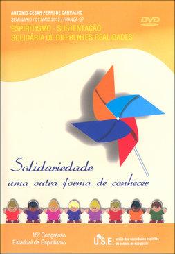 DVD-Espiritismo-Sustentação Solidária de Diferentes Realidade