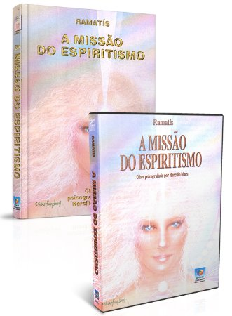 Kit- Missão do Espiritismo