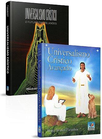 Kit- Universalismo Crístico