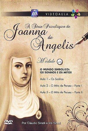 DVD-Joanna de Ângelis Mod16