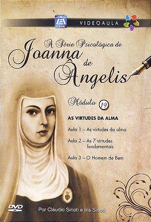 DVD-Joanna de Ângelis Mod19