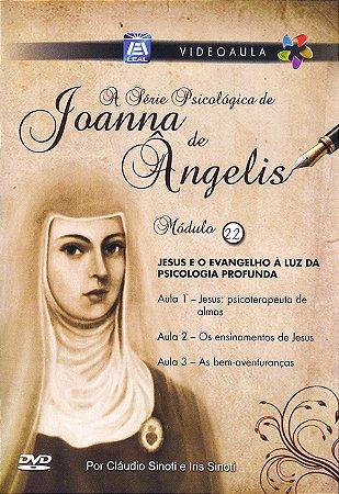 DVD-JOANNA DE ÂNGELIS MOD22  - 12111