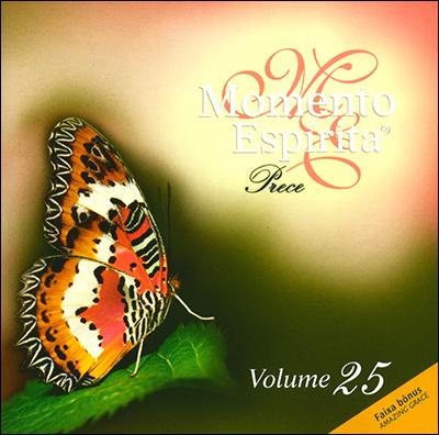 CD-Momento Espírita Vol25