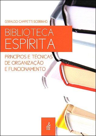 Biblioteca Espírita (Novo Projeto)