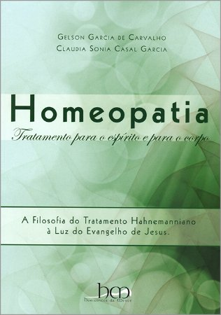 Homeopatia-Tratamento Para Espírito e Para O Corpo