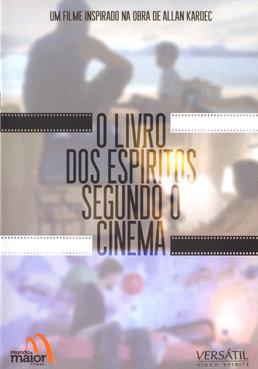 DVD-Livro dos Espíritos Segundo o Cinema (O)
