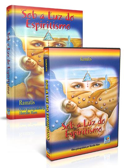 Kit - Sob a Luz do Espiritismo (Livro+MP3)