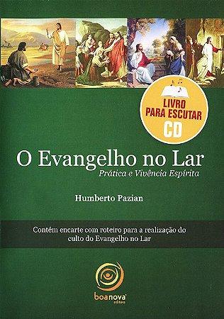 Cd-Evangelho No Lar (O) Prática E Vivência Espírita