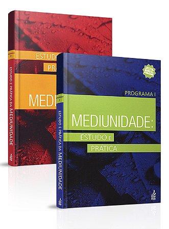 Coleção - Estudo e Prática da Mediunidade