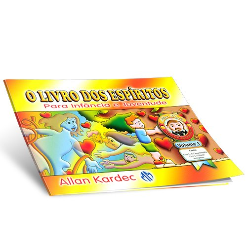 Livro dos Espíritos para Infância e Juventude (O) Vol.1