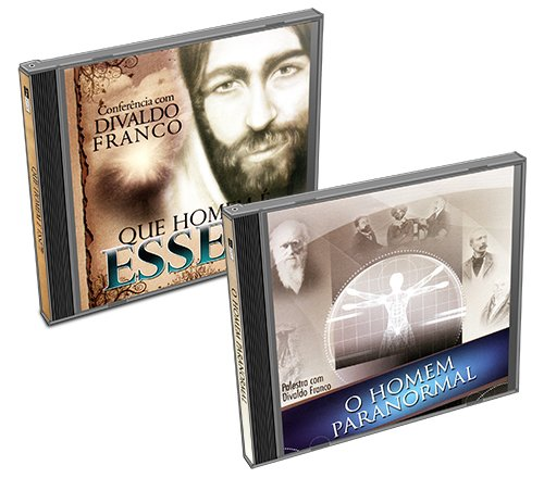 Kit - CD Divaldo Franco - Trajetória de Jesus
