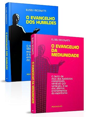 Kit - Evangelho- Eliseu Rigonatti