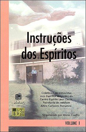 Instruções dos Espíritos Vol 1