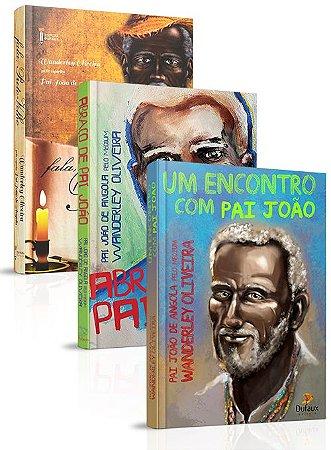 Kit - Pai João de Angola