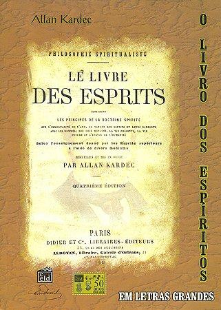 Livro Dos Espíritos (O) (Gr. Lombada)