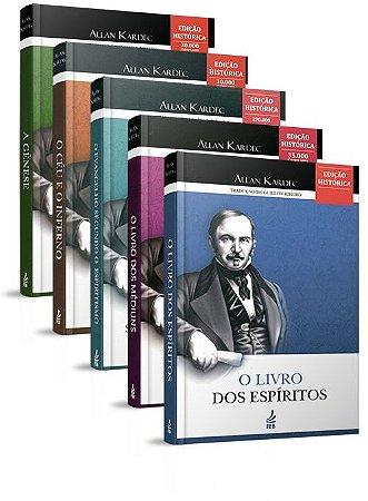 Coleção - Obras Básicas -Tradução- Guillon Ribeiro