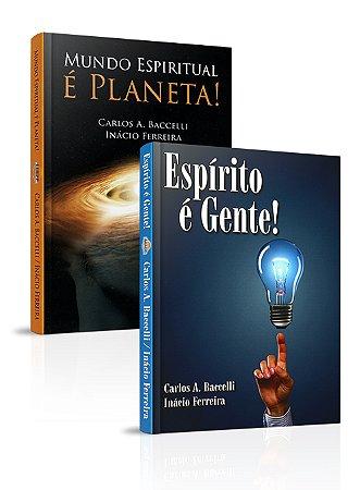 Kit - Mundo Espiritual - Carlos A. Baccelli