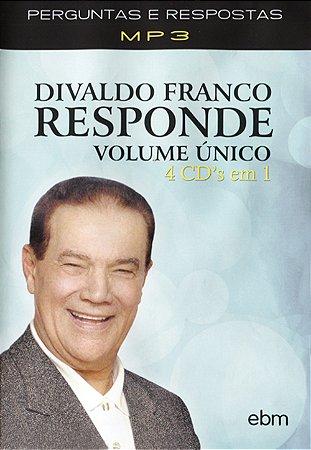 Box Divaldo Franco Responde Vol.Único