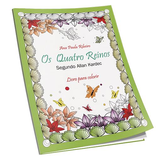 Quatro Reinos (Os) Livro Para Colorir