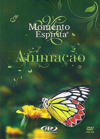 DVD-Momento Espírita Animação