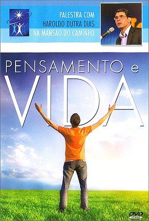 DVD-Pensamento e Vida