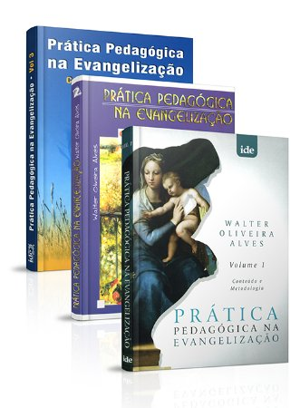 Kit - Prática Pedagógica Na Evangelização