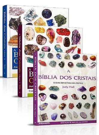 Coleção - A Bíblia dos Cristais