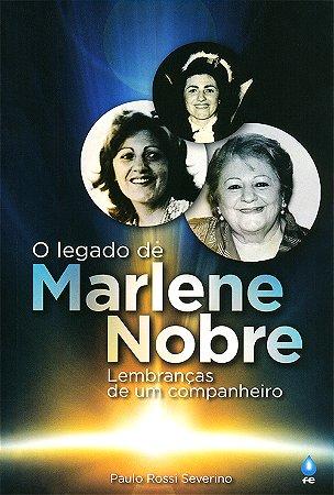Legado de Marlene Nobre