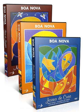 Kit - Joana, Jesus e Maria (Boa Nova)