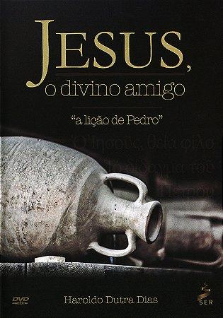 Dvd-Jesus, o Divino Amigo
