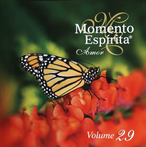 CD-Momento Espírita Vol 29 Amor
